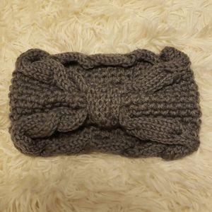 Accessories - Cute Gray Headband